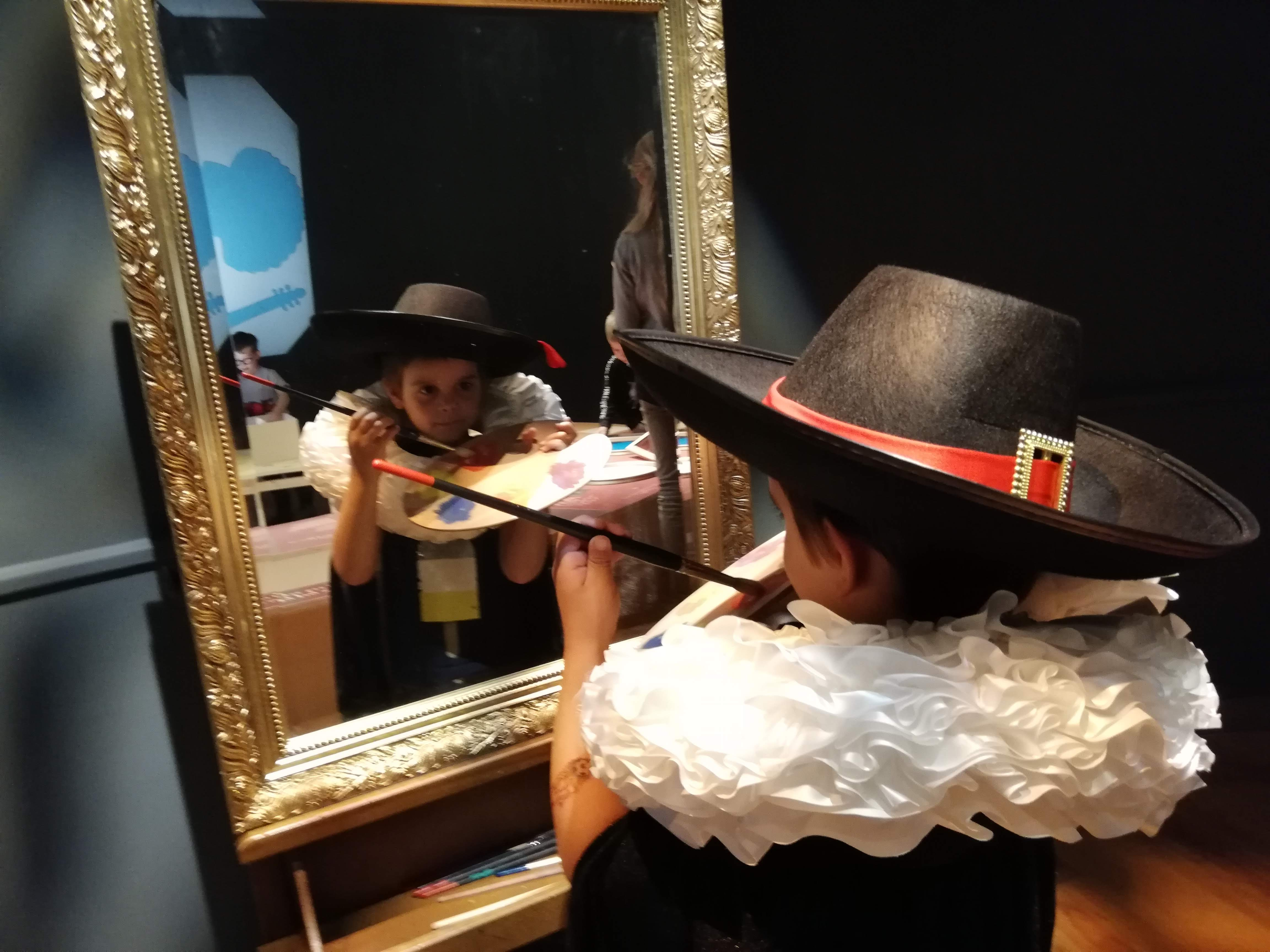 Hallo Rembrandt