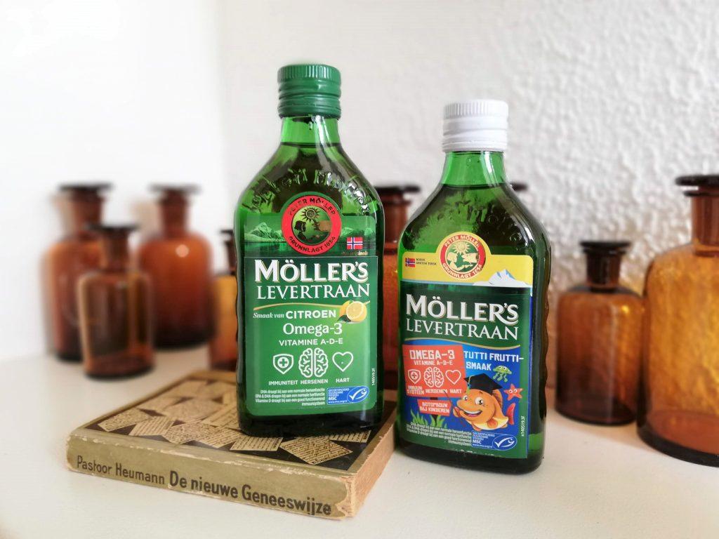 Mollers levertraan