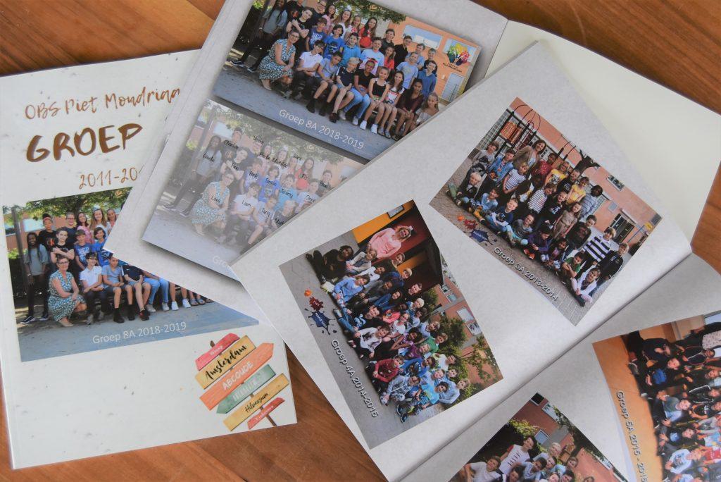 Ongebruikt Een jaarboek maken voor groep 8 - Moeders.nu OY-88