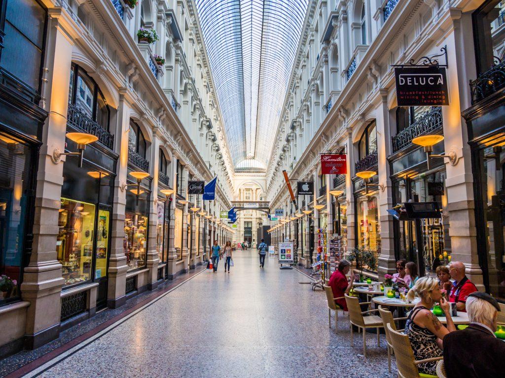 Winkelen Den Haag