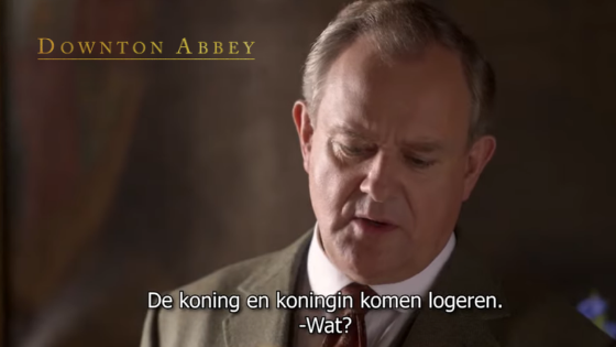 Downton Abbey de film