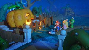 Mario en de Rabbids Kingdom Battle