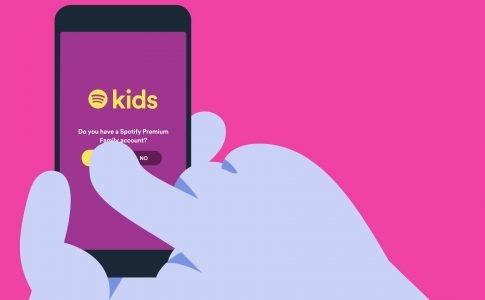 spotify kinderen