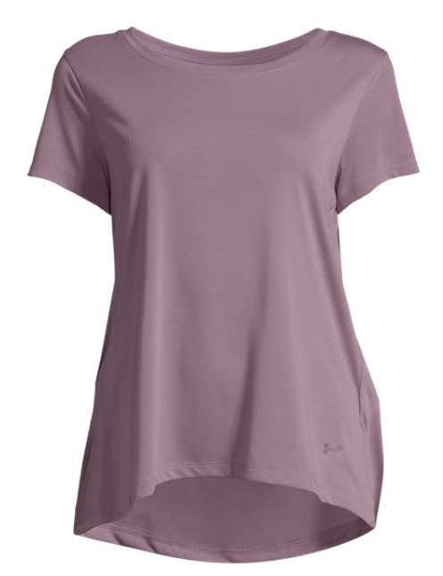 Trainingsshirt van Under Armour Mauve