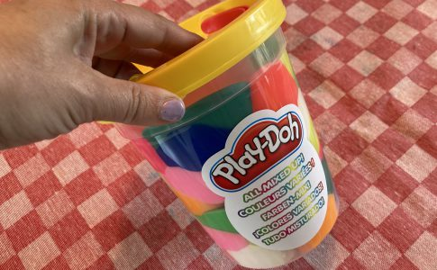 play doh all mixed up